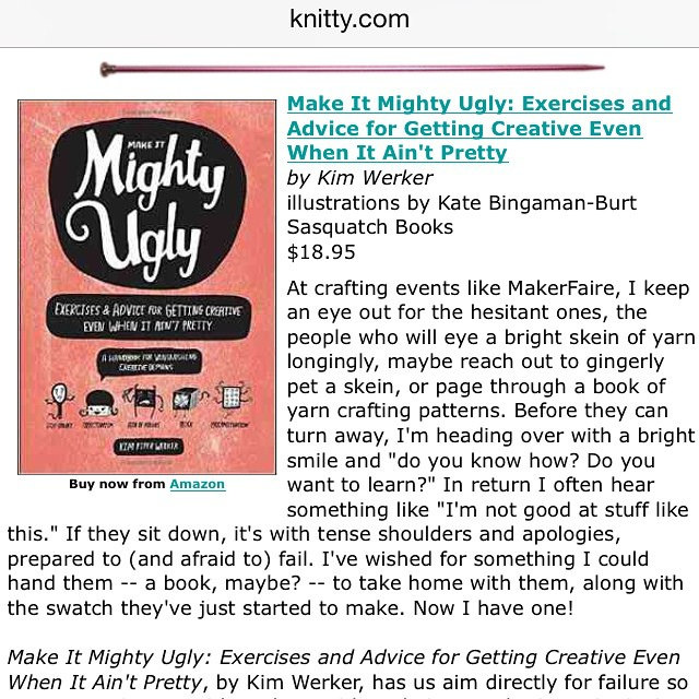 Head over to the  Deep Fall 2014  issue of Knitty magazine to read the full review!