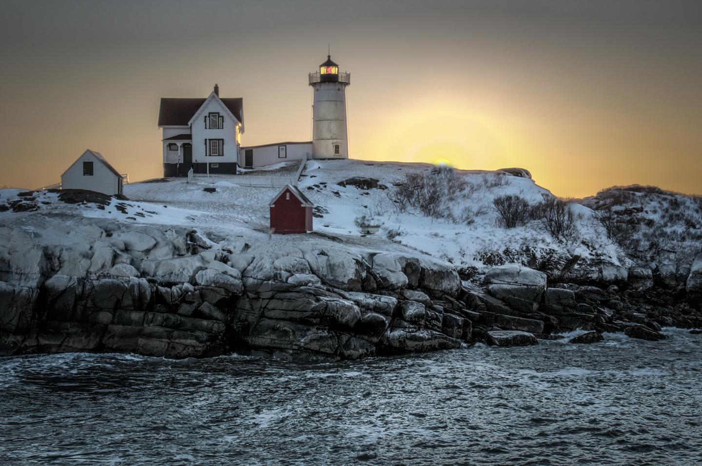 Nubble Lighthouse 2