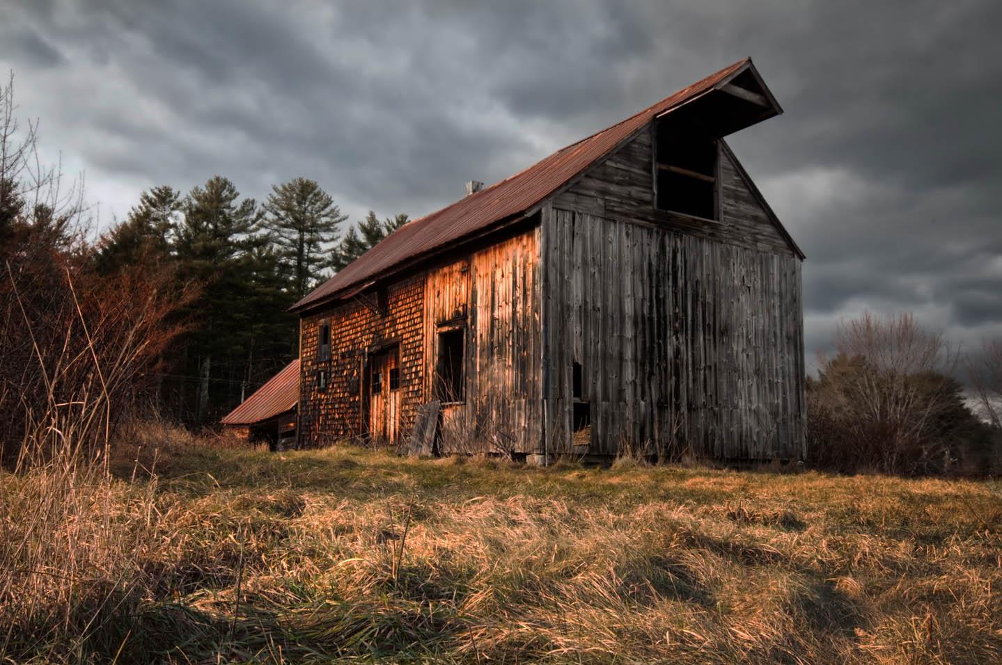 Abandoned Barn 3