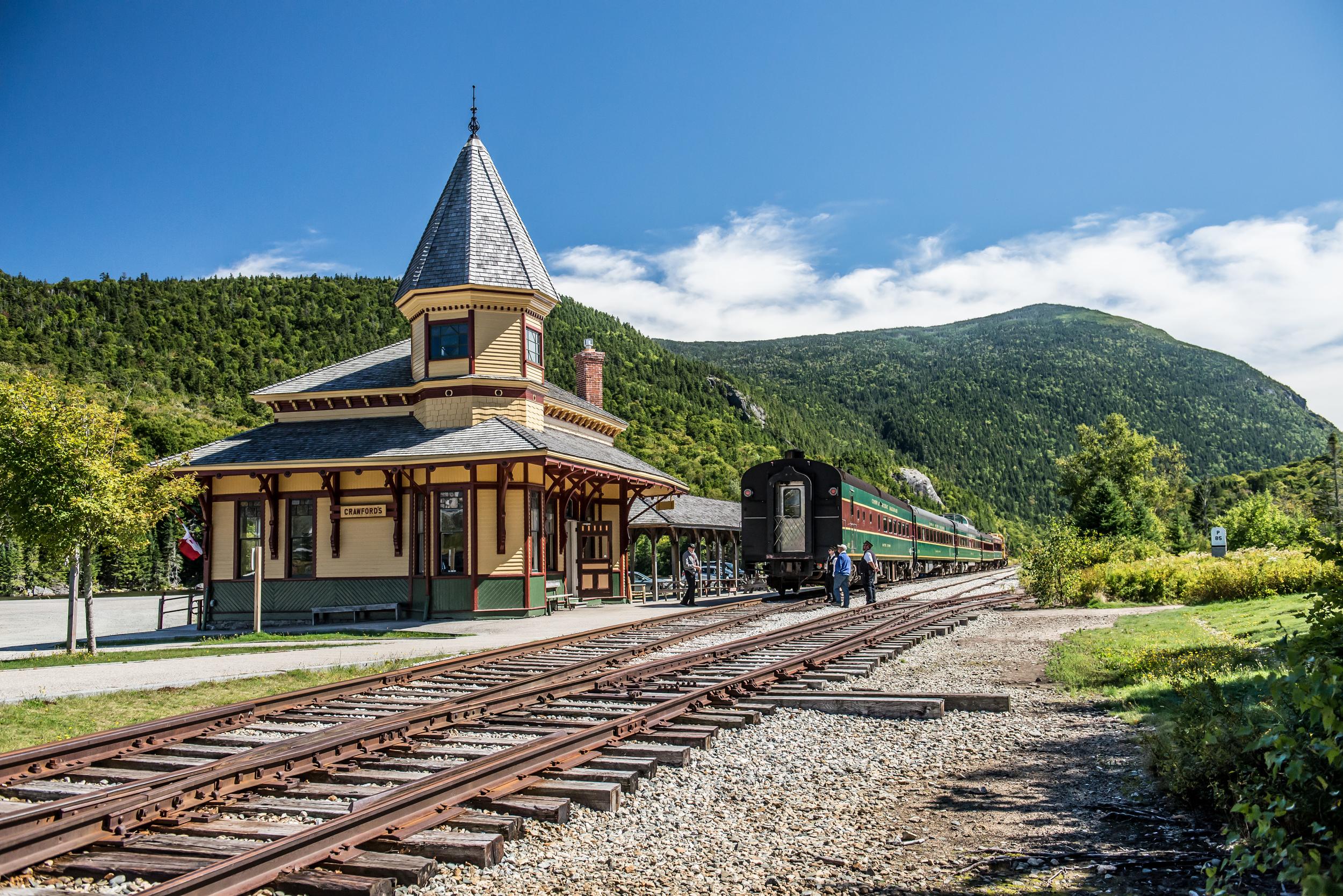 Crawford Station