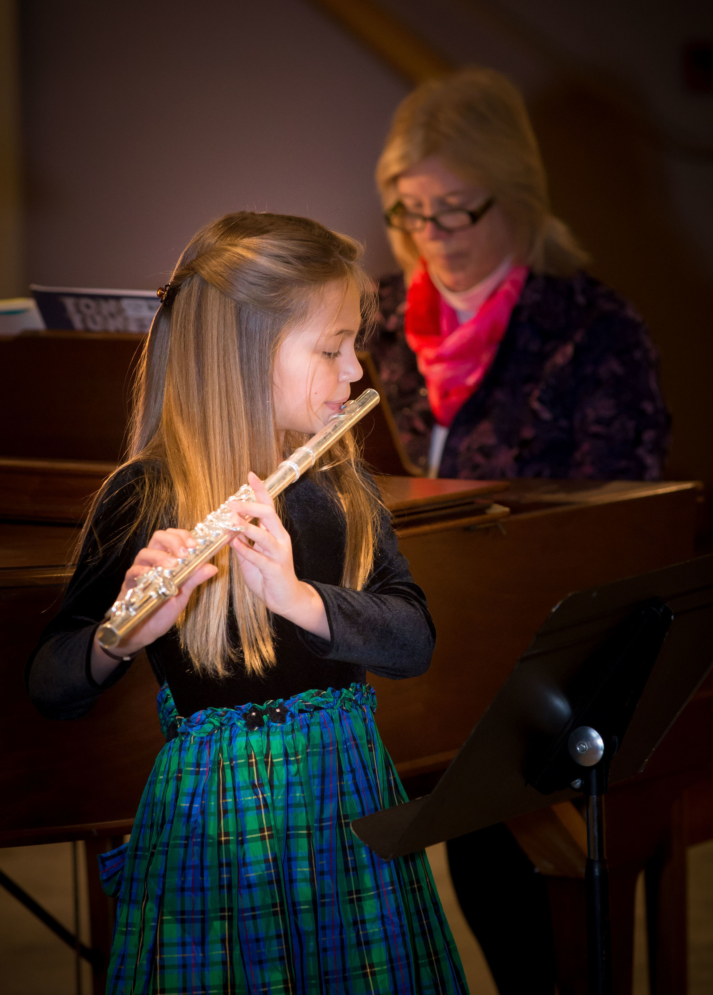 Flute and Piano Duet