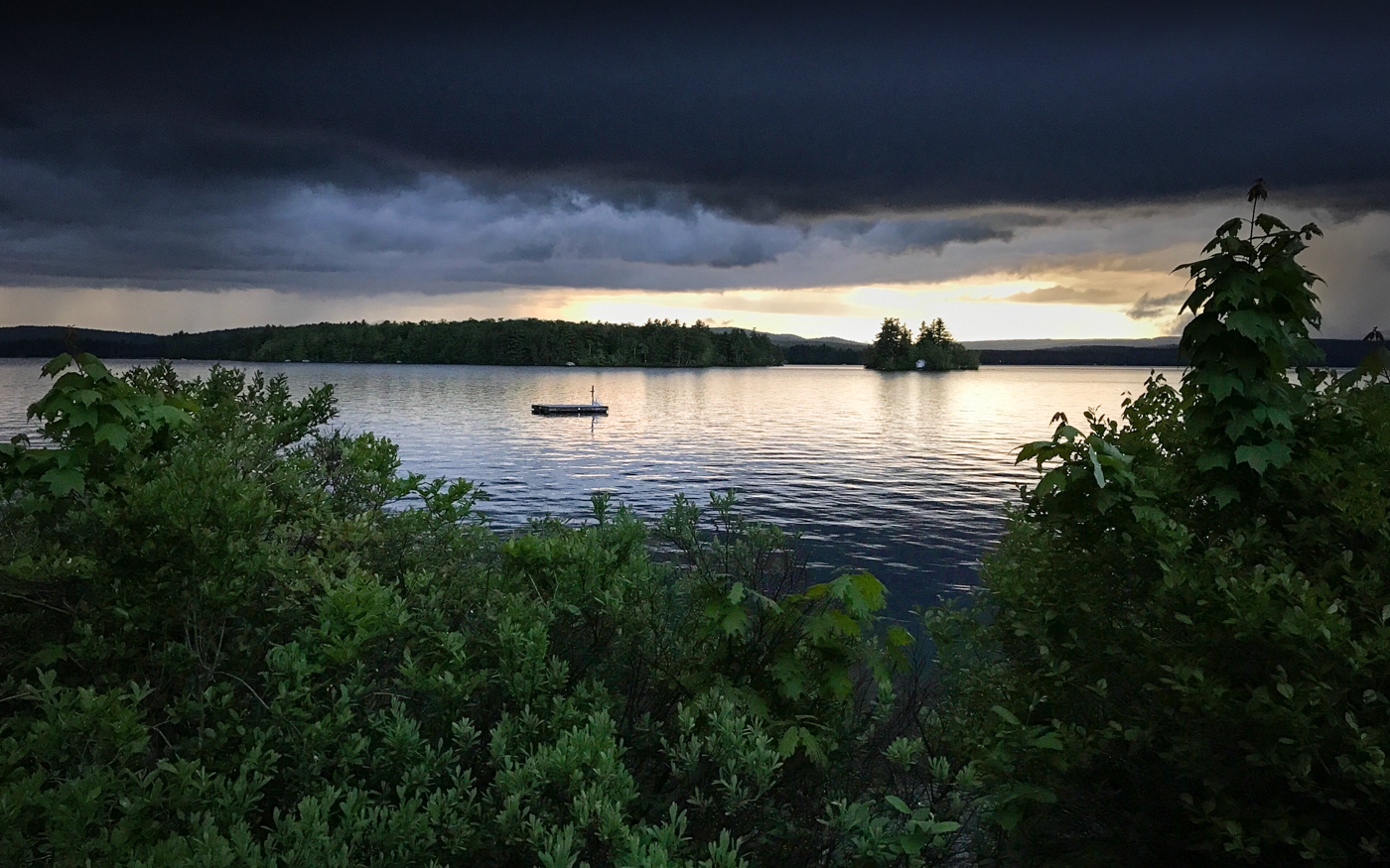 Lake Wentworth - Calm Before Storm