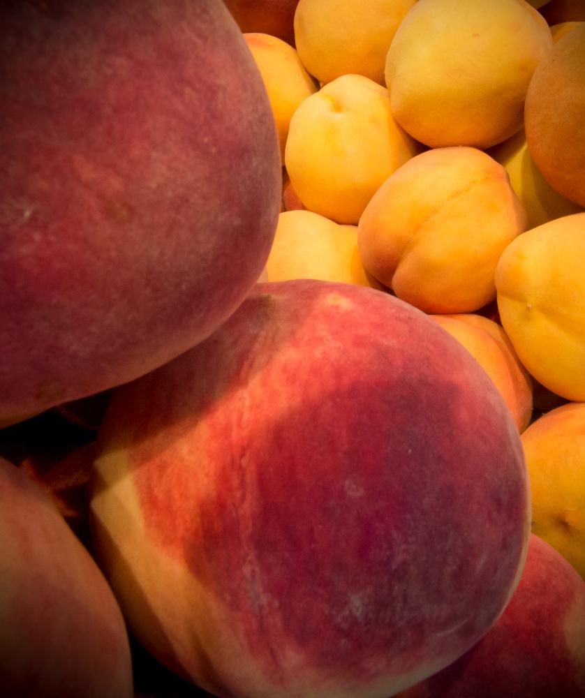 Just Peaches