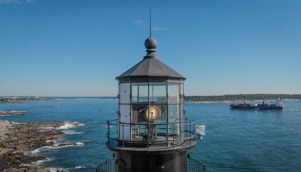 Portland Head Light - Beacon 1