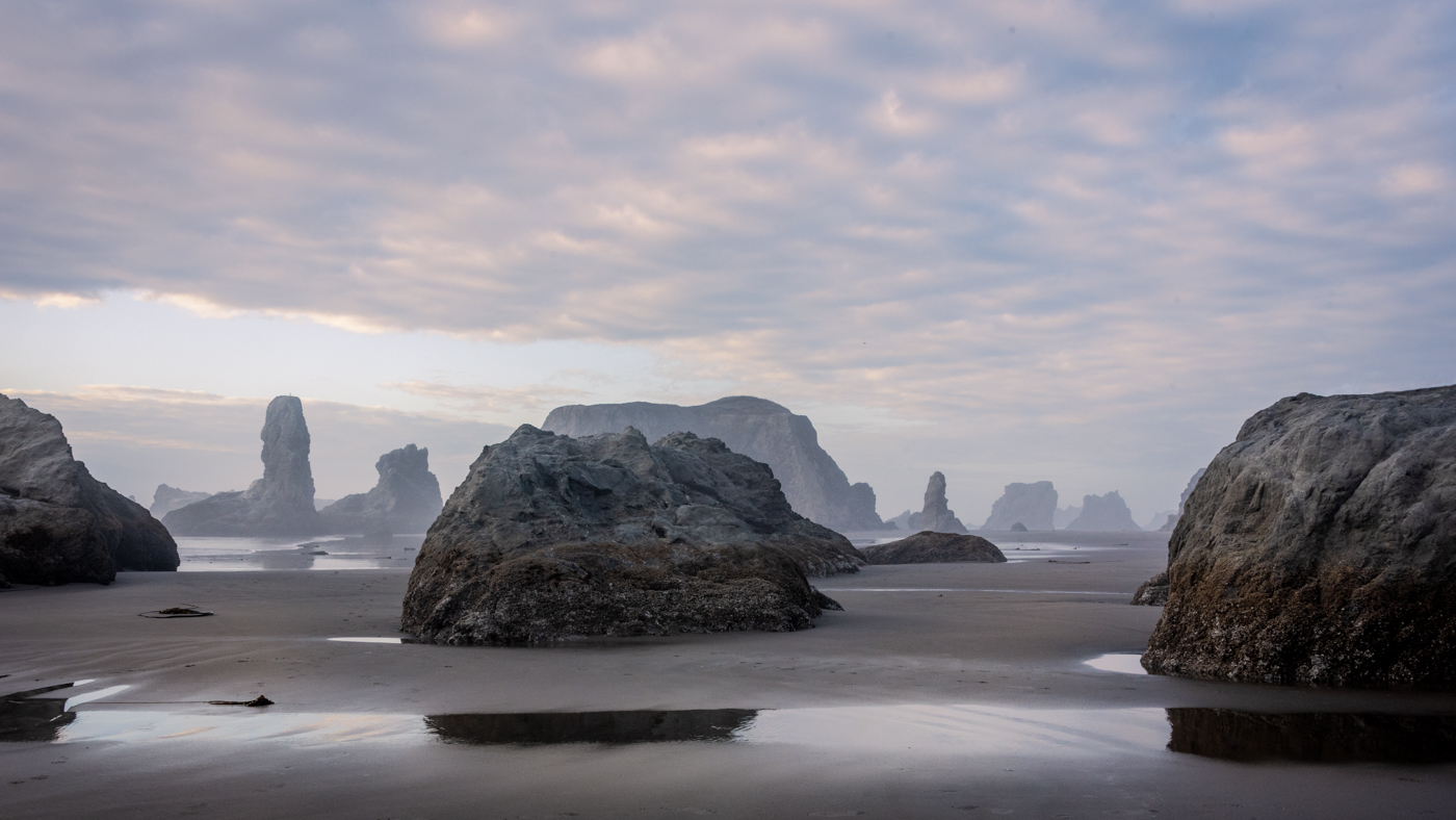 Other Worldly Bandon Beach