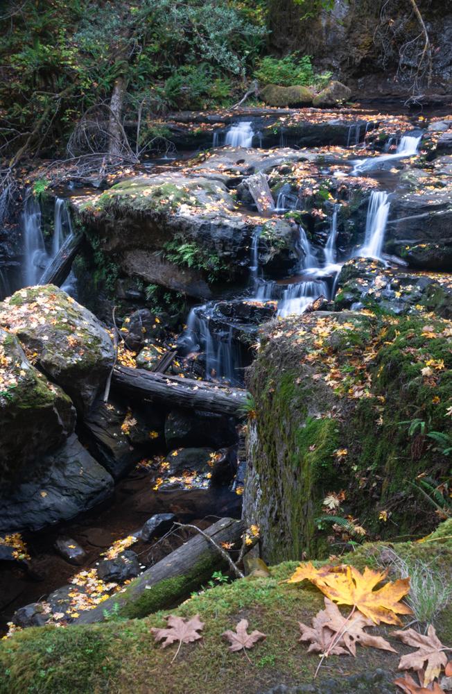 Inland Waterfall