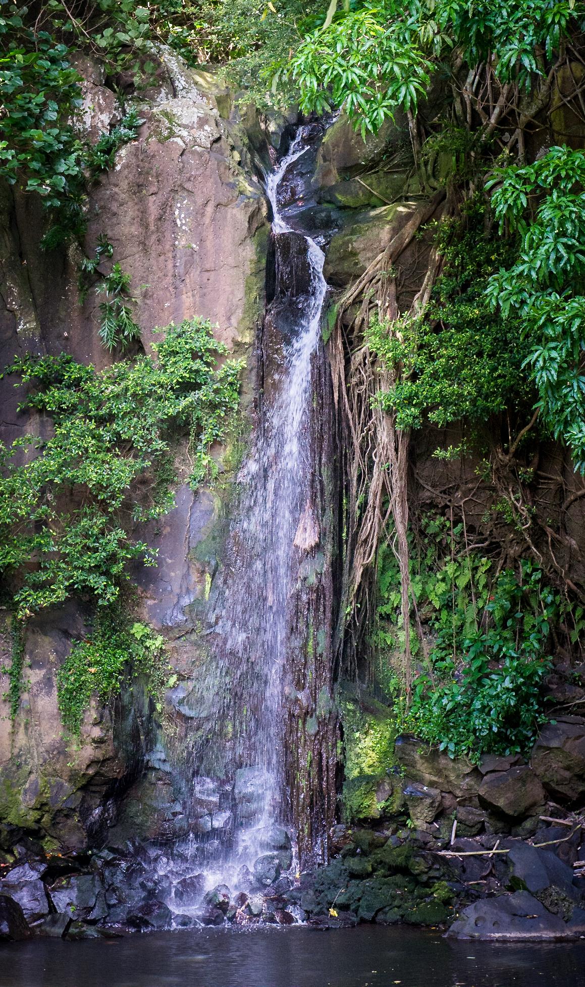 Trickling Waterfall 2