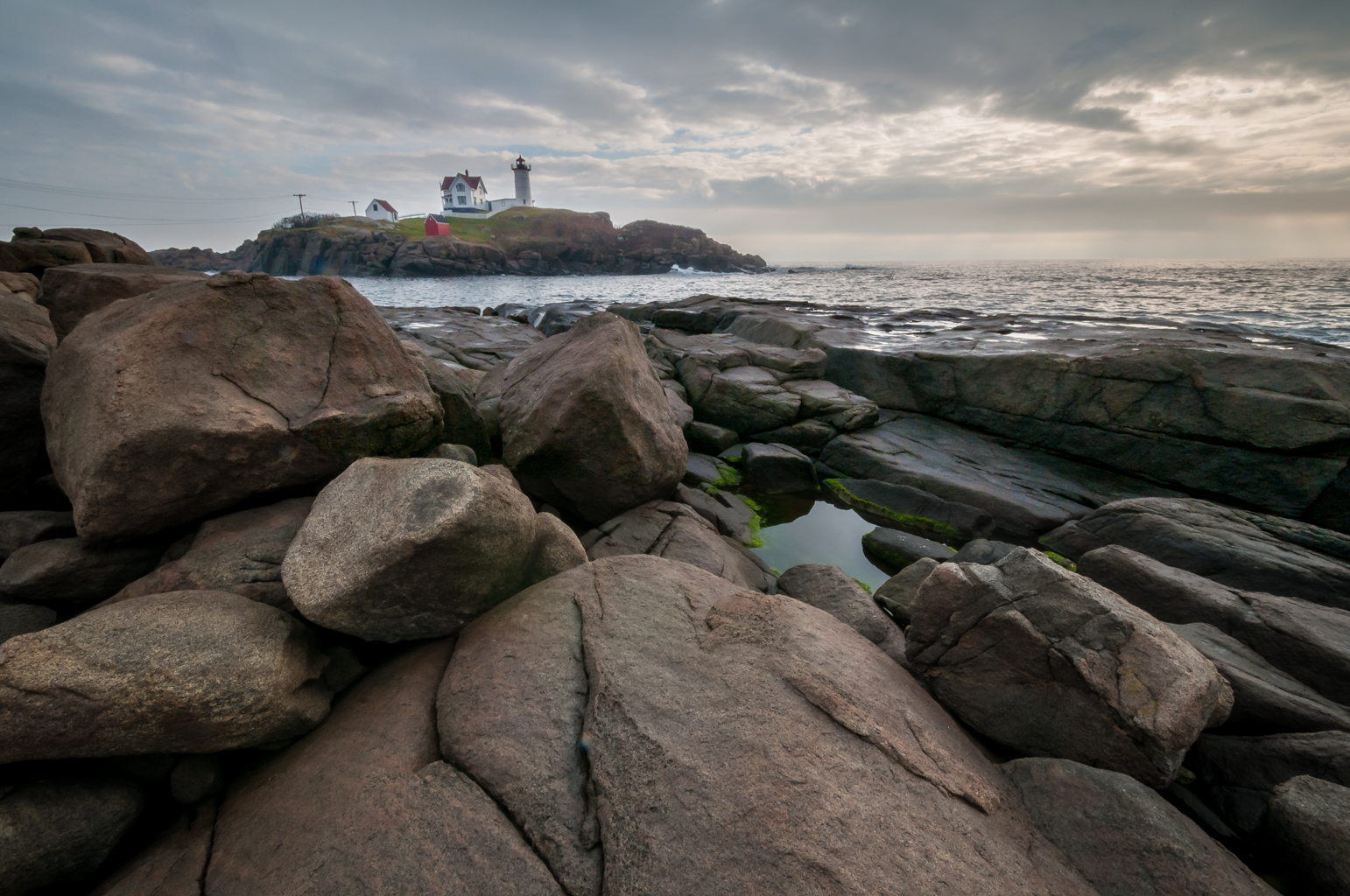 Nubble Lighthouse 5