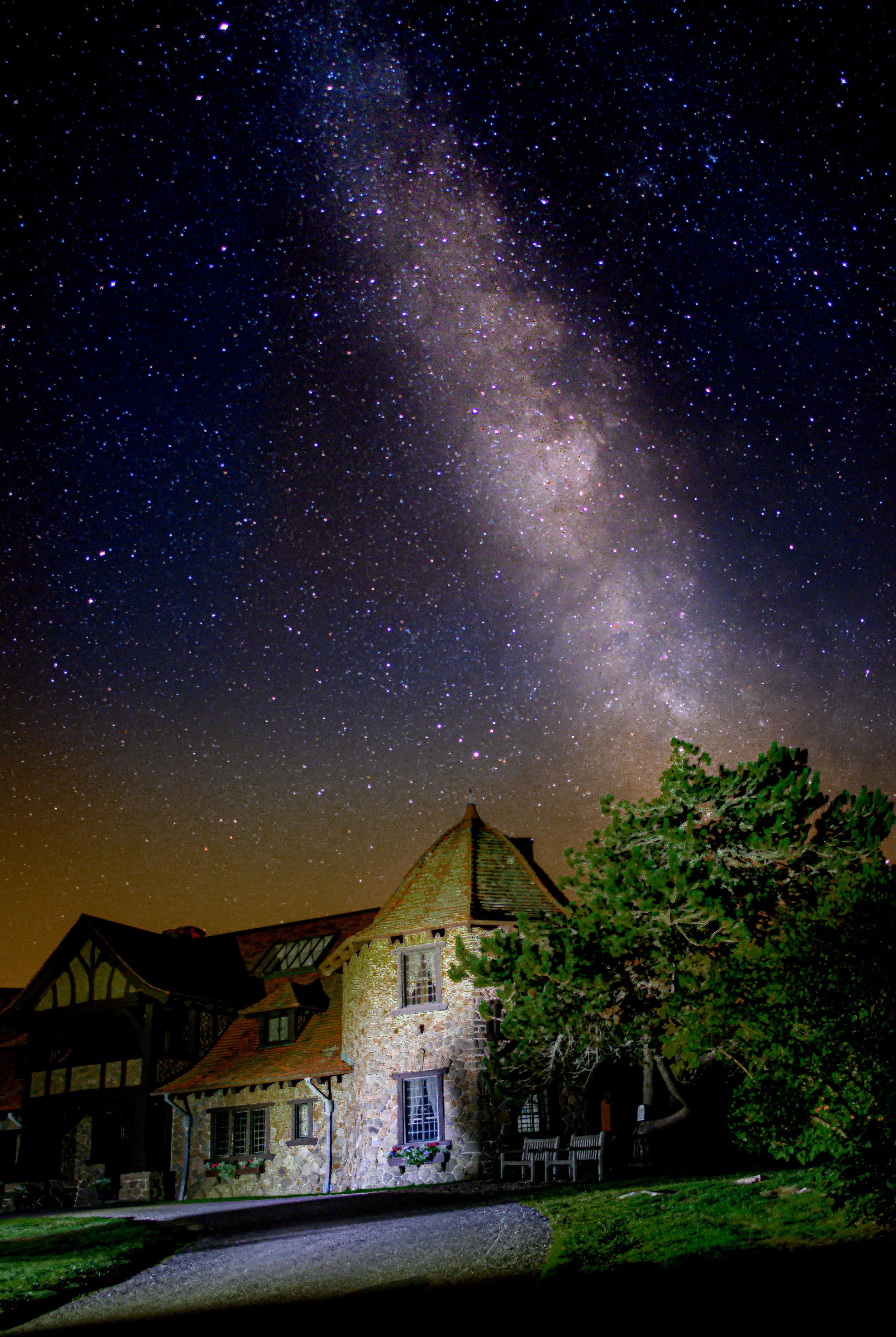 Milky Way Illumination