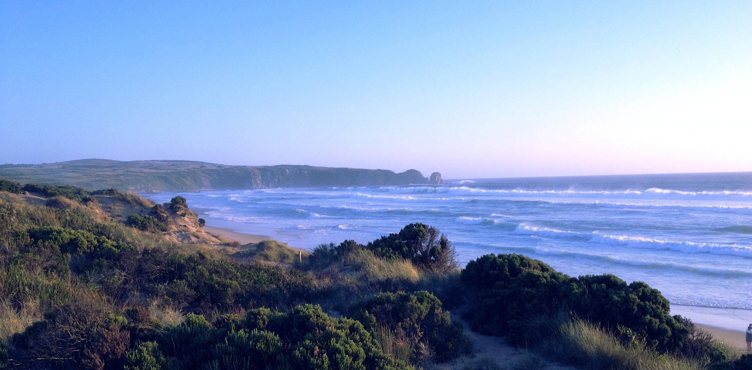 Magiclands, Phillip Island. White-wash!