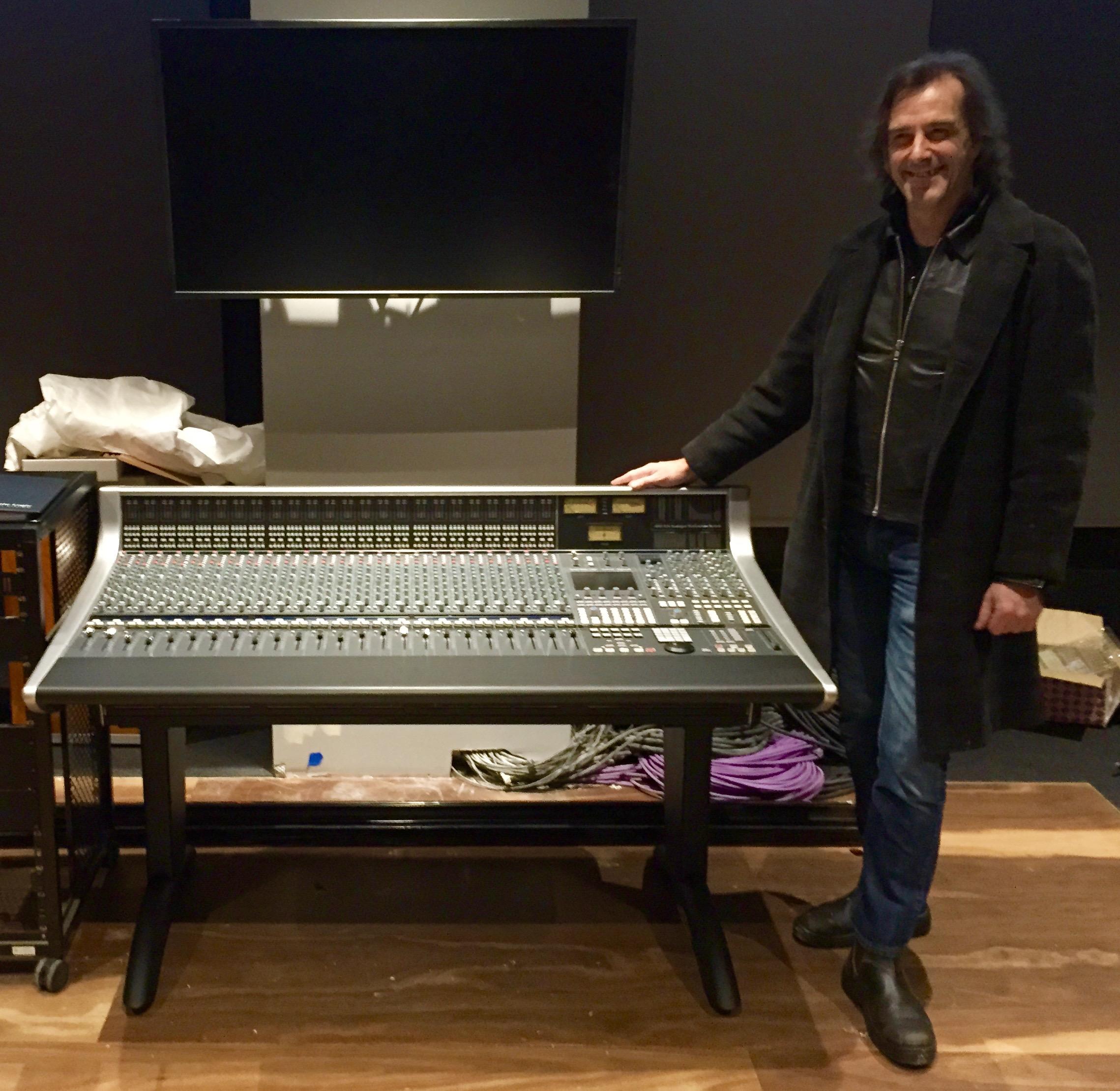 Studio 3 Building 6 RMIT Sound Production