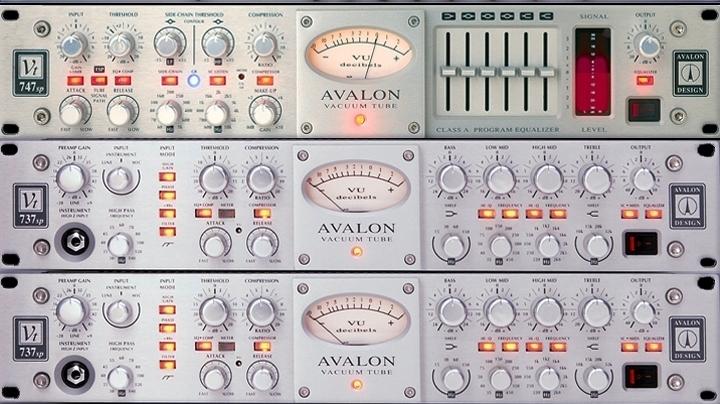 Avalon Valve Processing