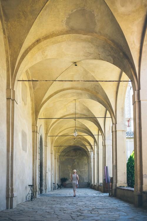 A Tuscan stroll, photo by  Mr Milton Gan
