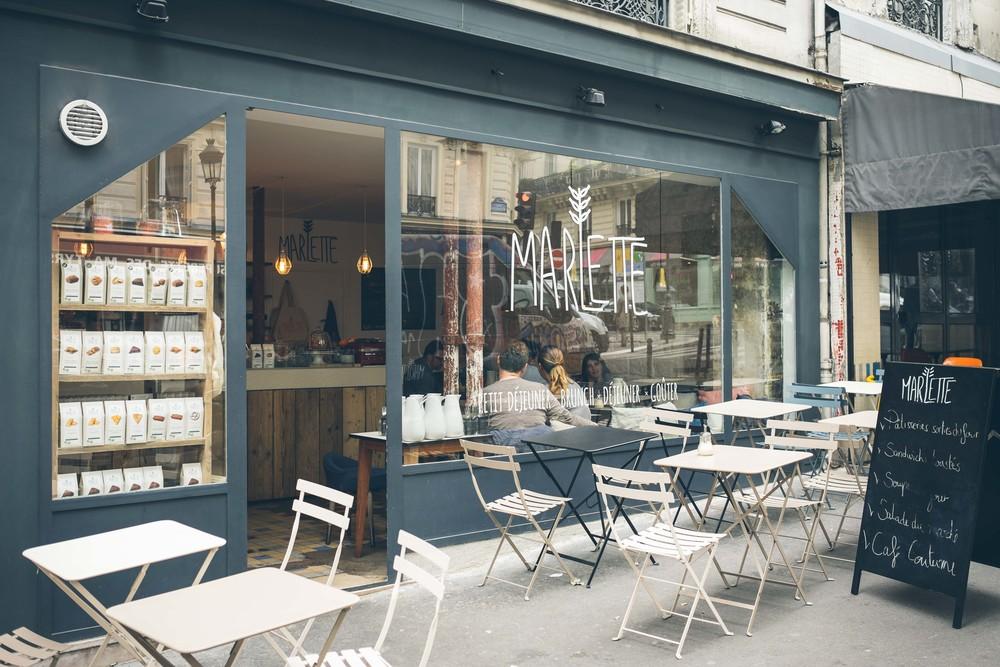 Cafe Marlette, photo by  Mr Milton Gan