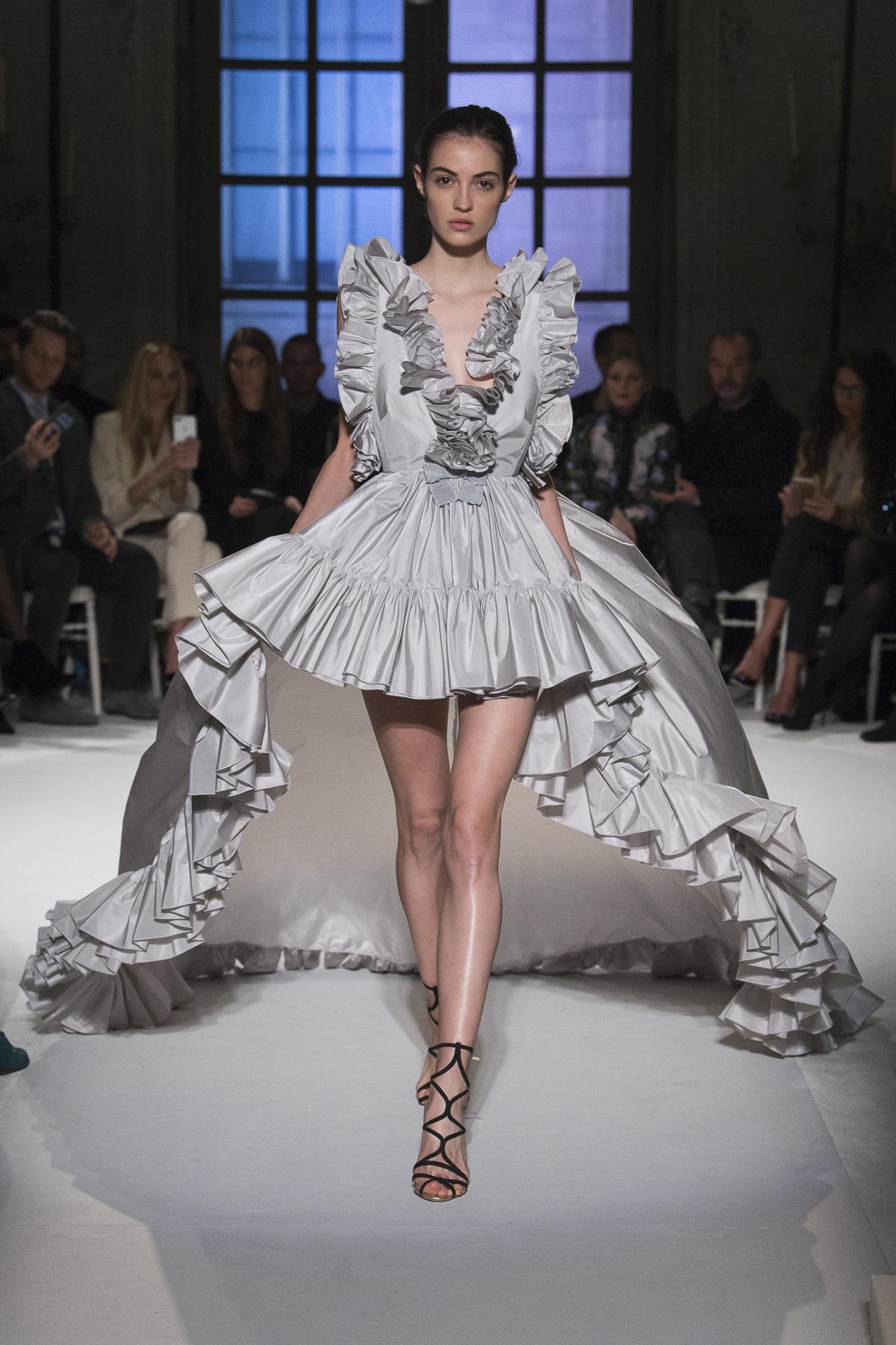 Giambattista Valli Spring 2017, via  The Business Of Fashion