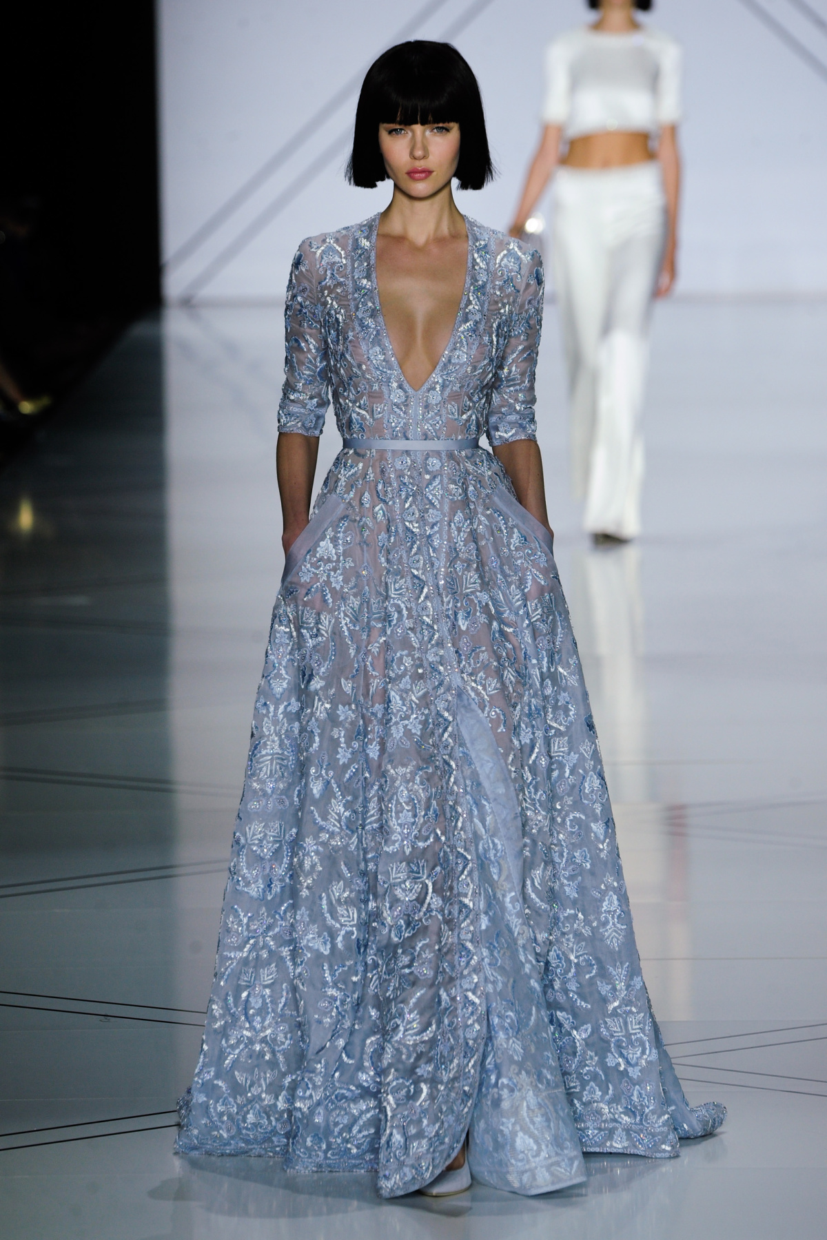 Ralph & Russo Spring 2017, via The Business Of Fashion