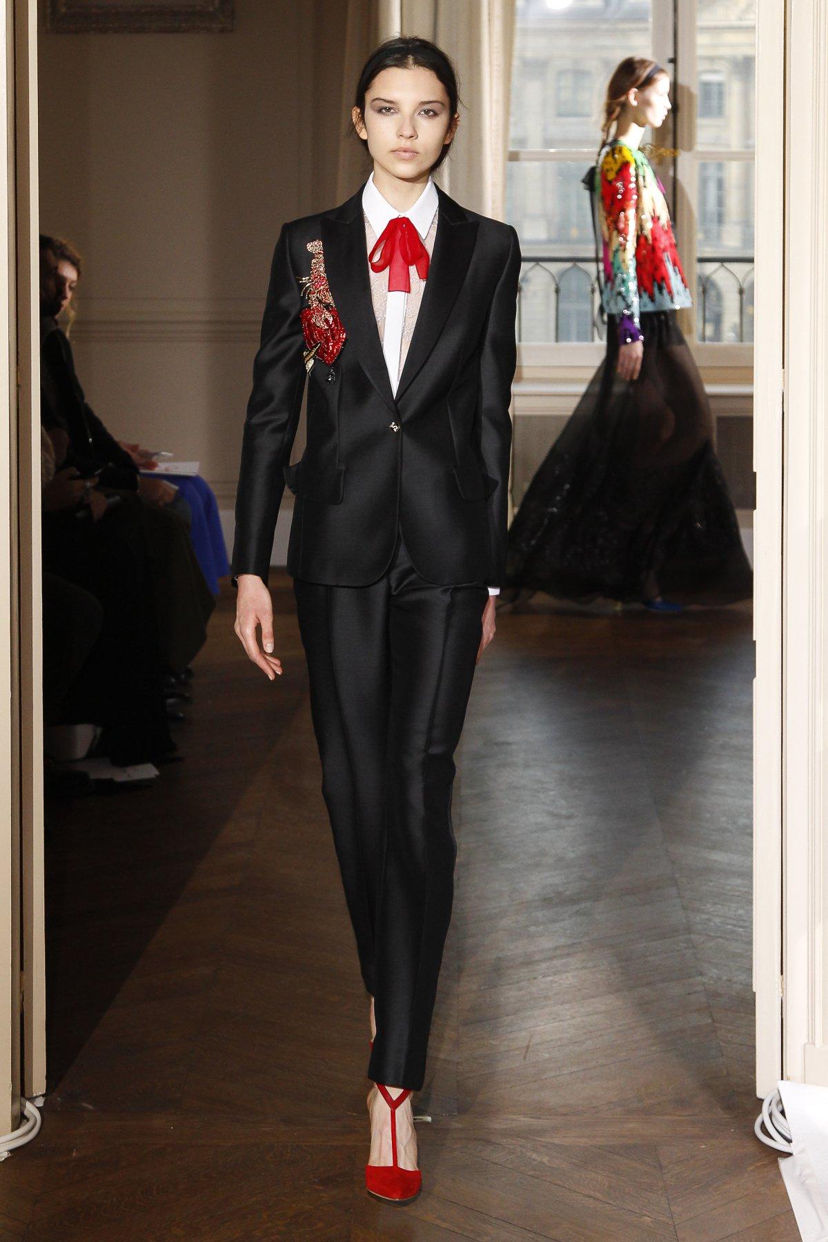 Schiaparelli Spring 2017, via  The Business Of Fashion
