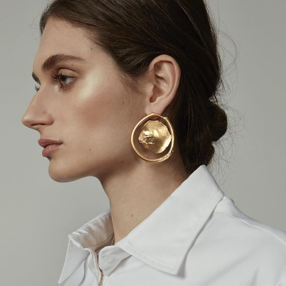 trends the statement earrings of today