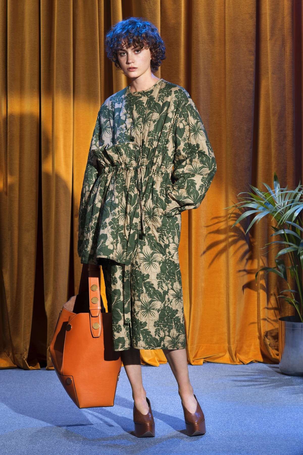 Jacket position So far  Trends : It's a print jungle out there! — THE FASHION FUTURIST