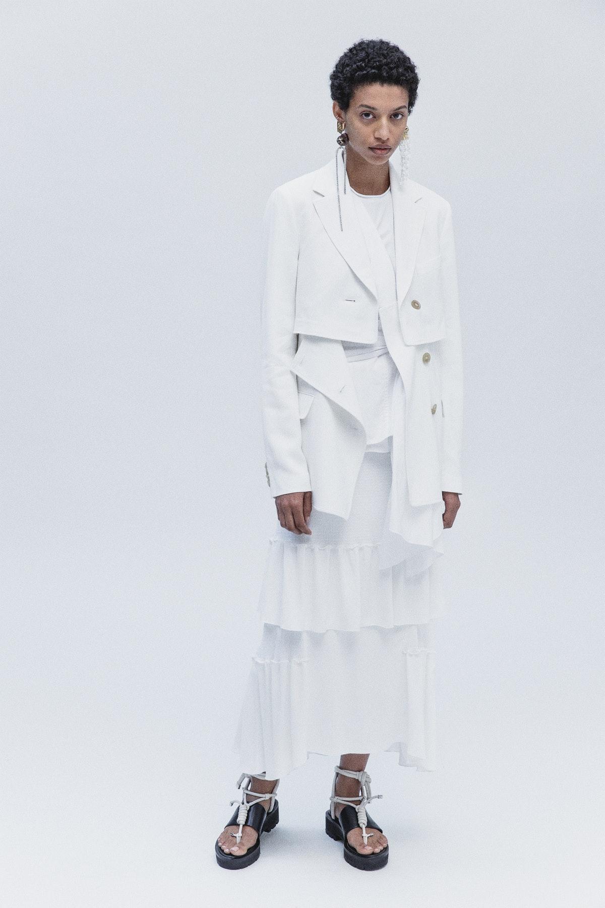 3.1 Phillip Lim Cruise 2018, image via The Business Of Fashion