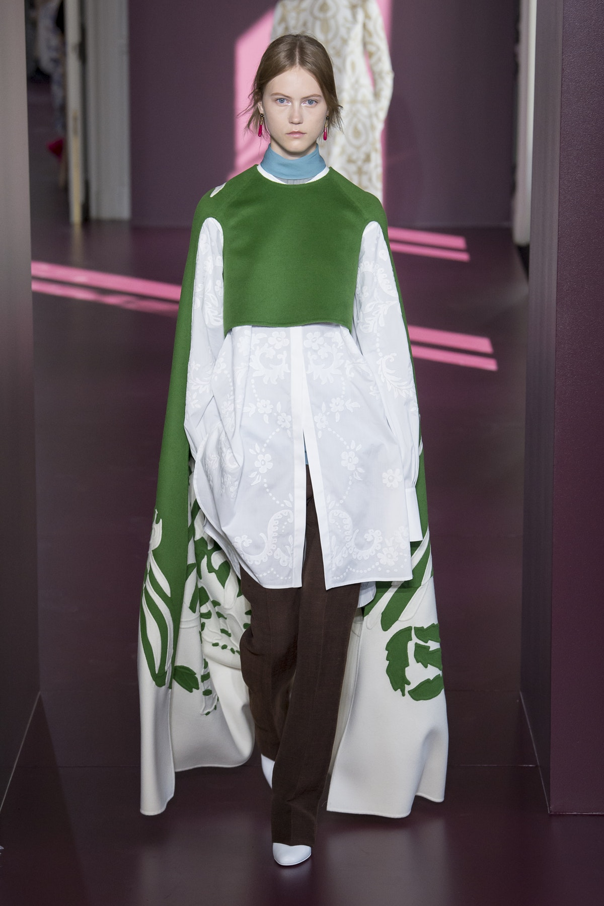Valentino Autumn 2017 Haute Couture, image via The Business Of Fashion