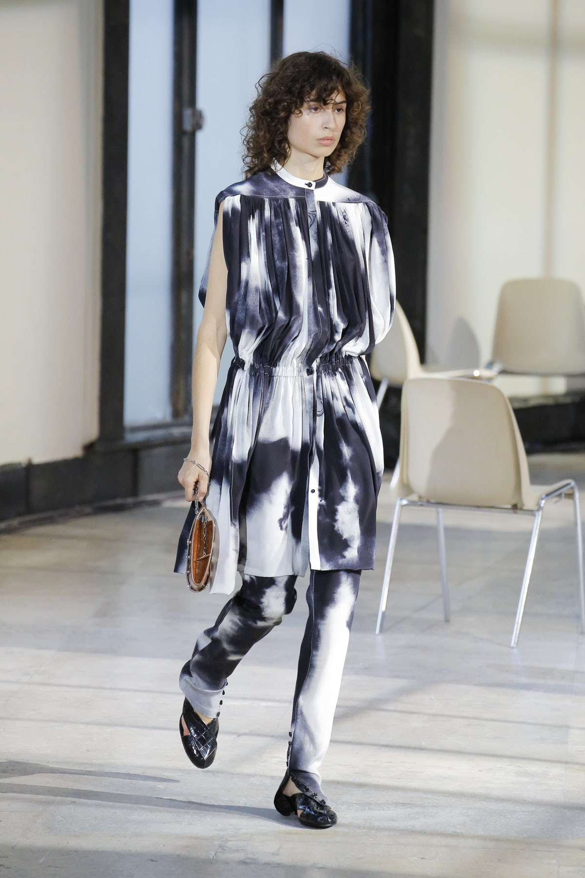Lemaire SS 2018, image via The Business Of Fashion