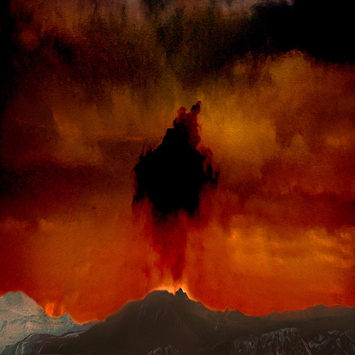 Eyjafjallajökull volcano erupting. Photo by Sverrir Thor.