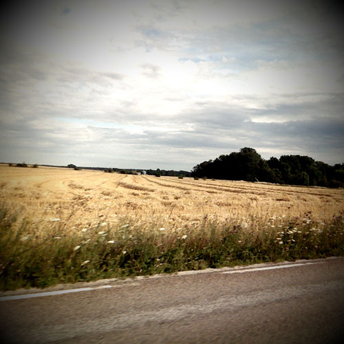 iPhone photography: on the road