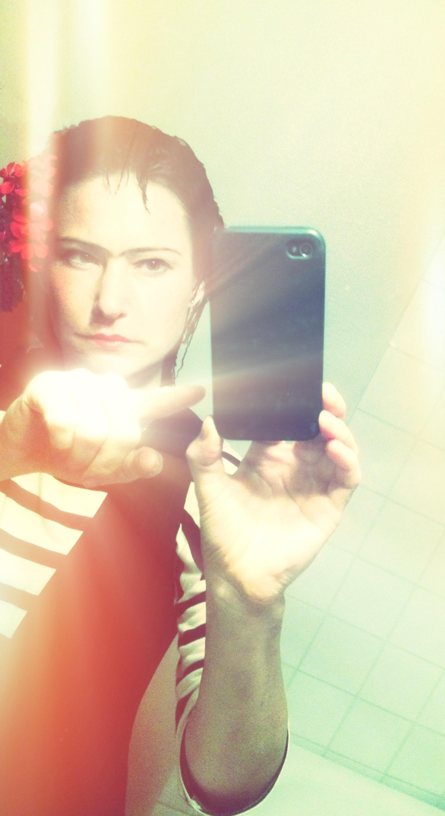 Creative iPhoneographer and artist Anne Vilemsons