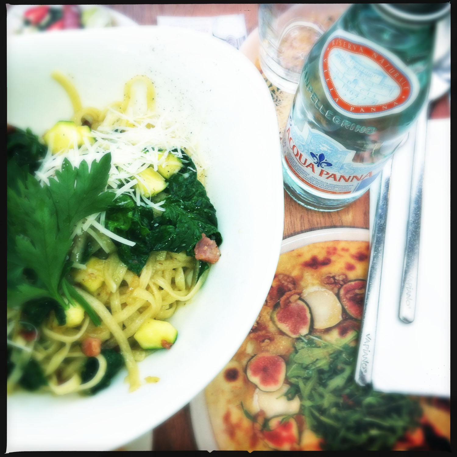 iPhoneography: Italian lunch