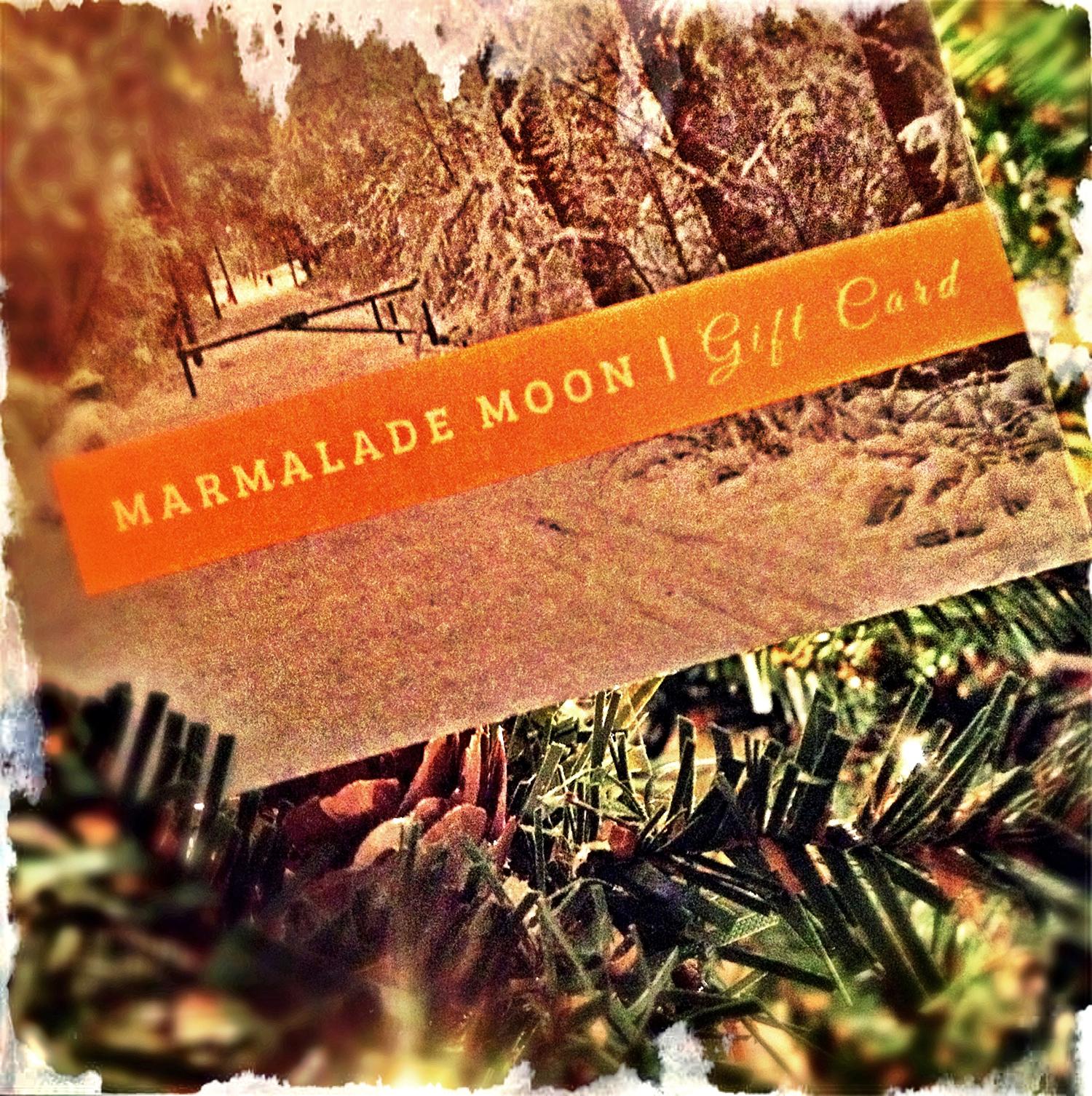 Marmalade Moon Gift Card