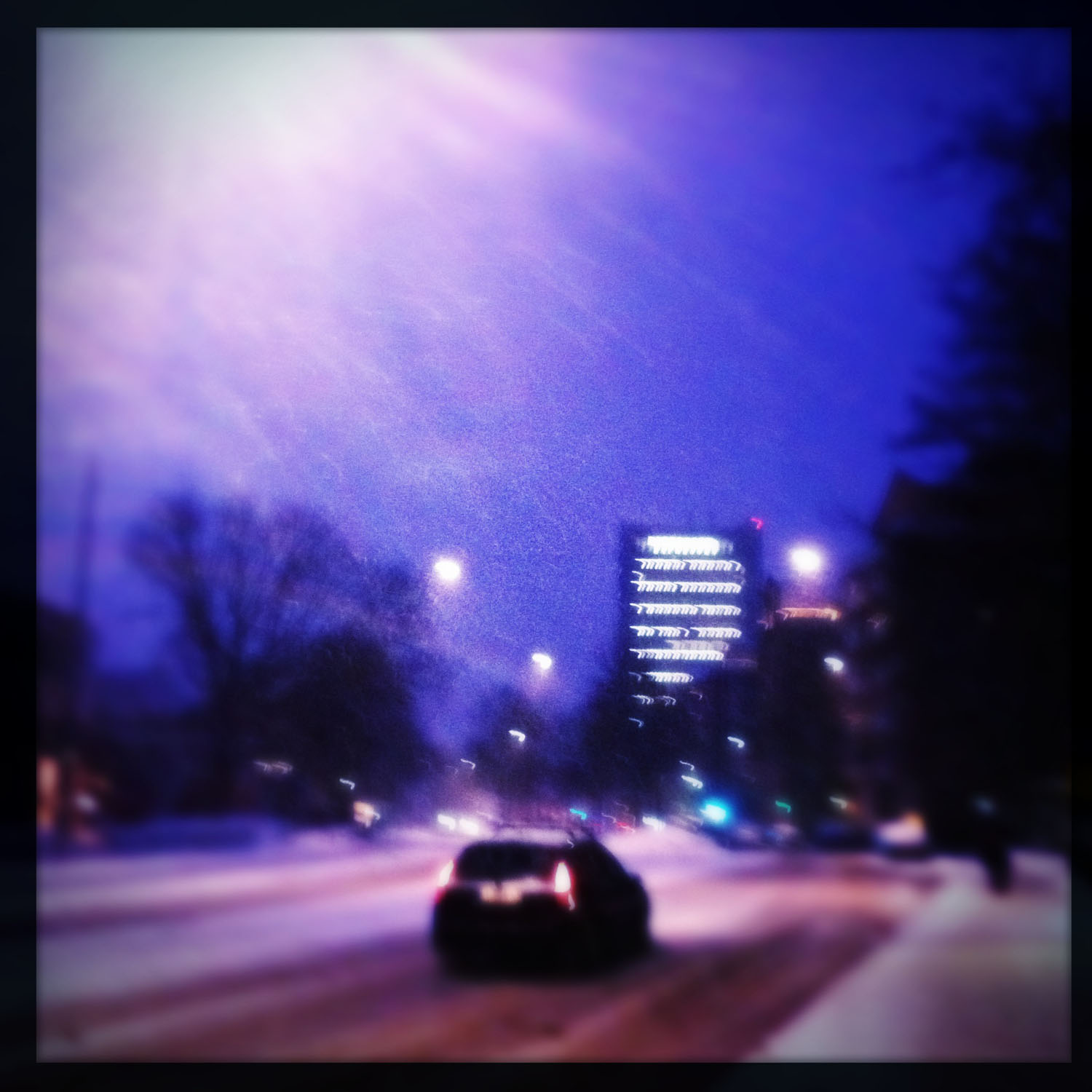 iPhone photography: Going Home