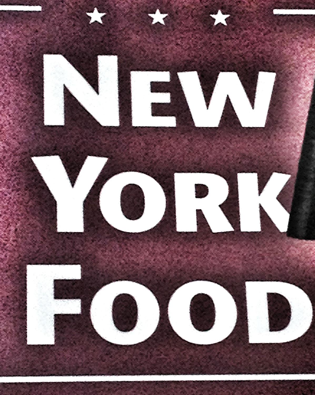 iPhoneography. Zürich: New York Food. By Sascha-Irena Wilkesmann.