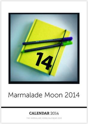 Marmalade Moon Calendar 2014