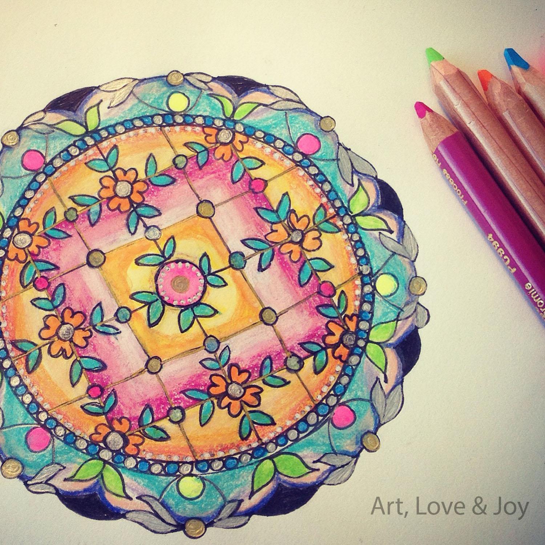 ALJ Illustration inspired by Edwardianjewelry by Wini Dougall of Art, Love & Joy.