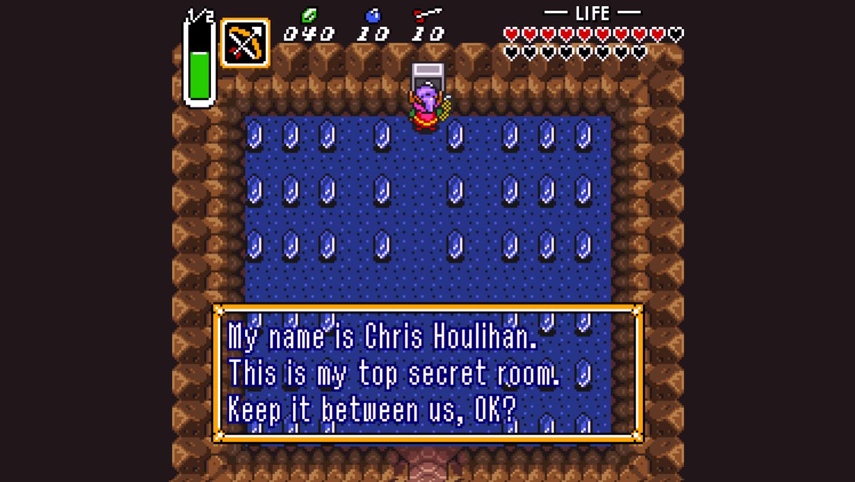 The Chris Houlihan room . (Image source same)