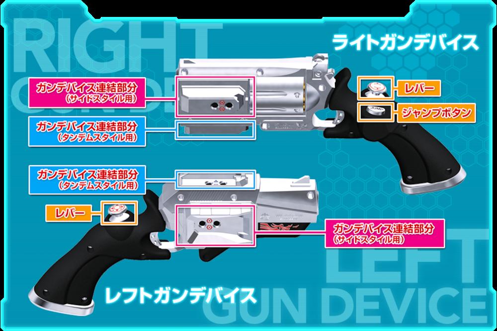 Tokyo Game Centre #21: Gunslinger Stratos | 9pp | Arcade Tokyo