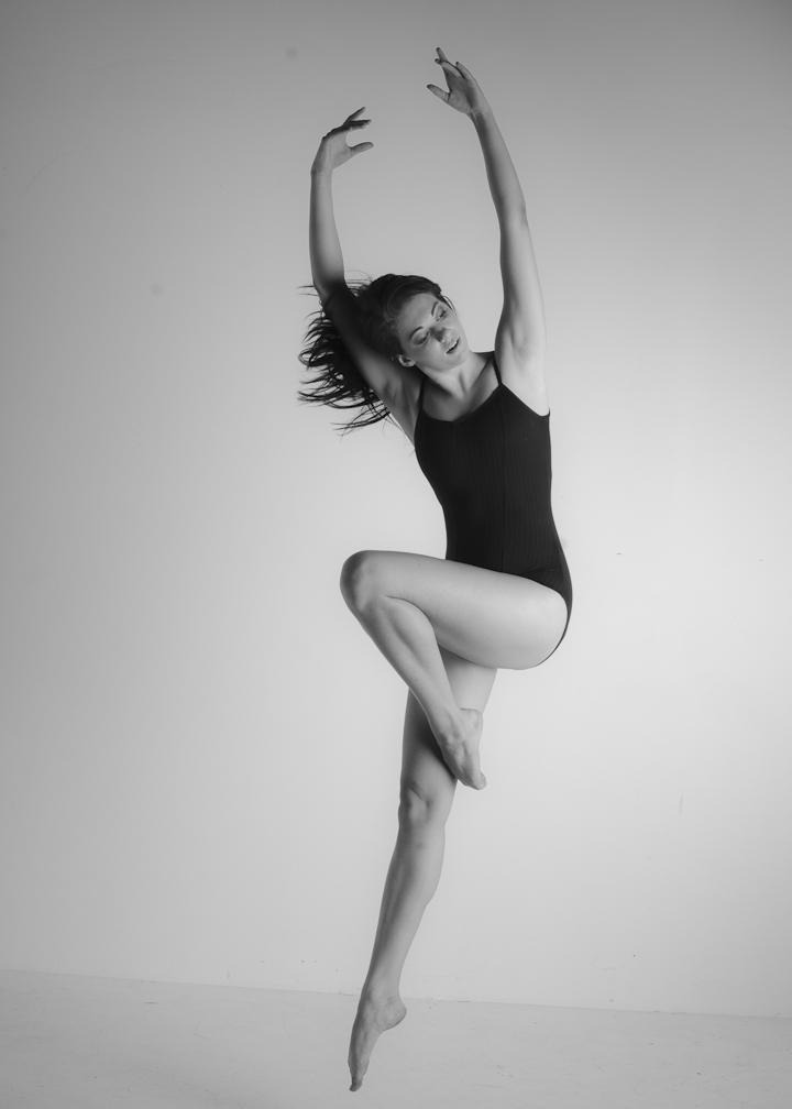 Arielita dancing