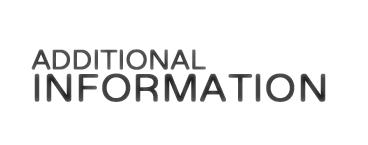Info & Instructions