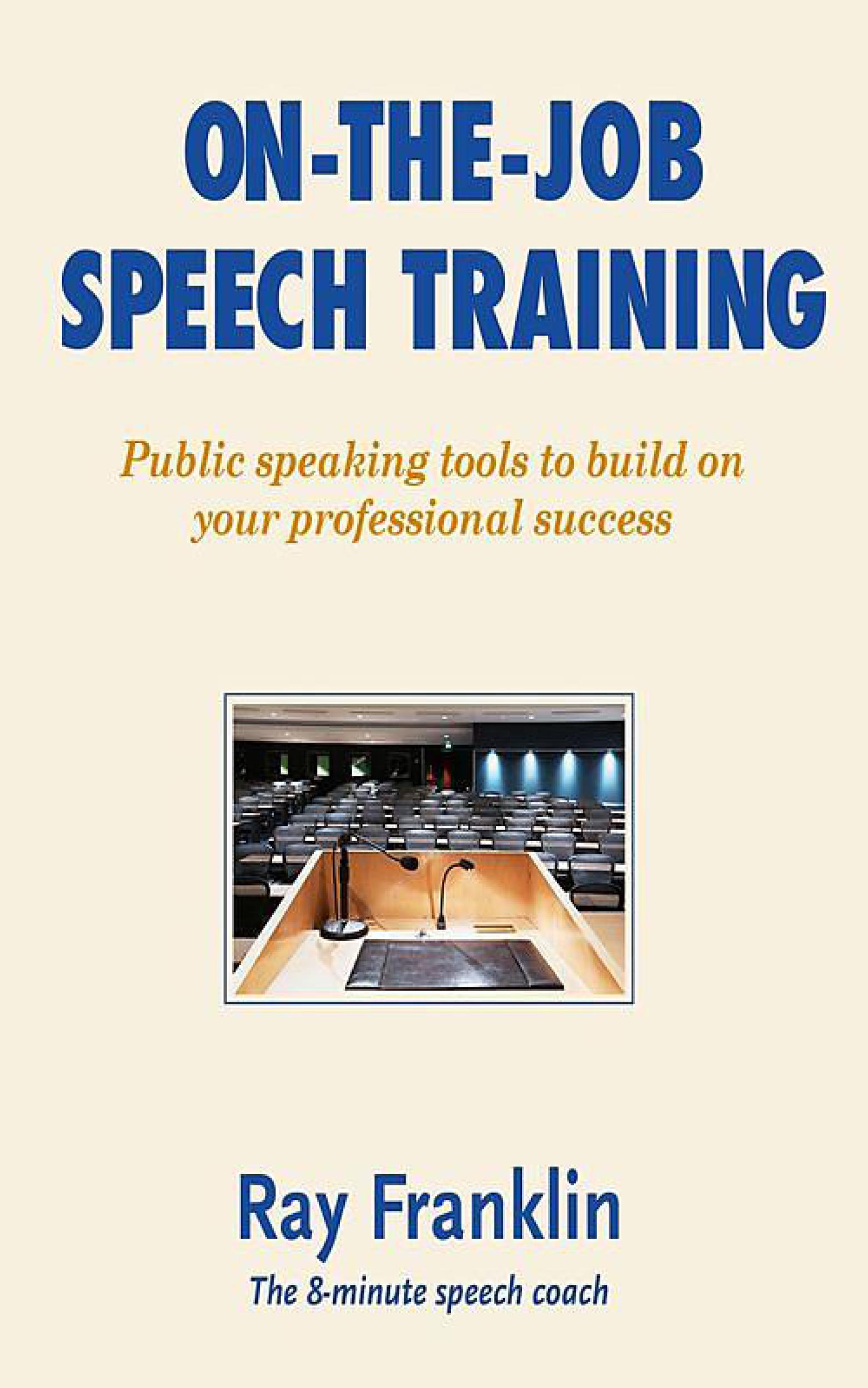 """On-The-Job Speech Training"""
