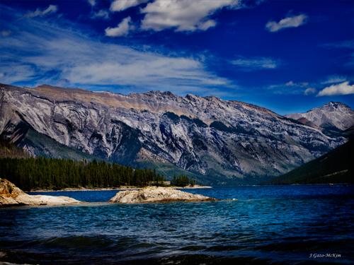 A Cool Mountain Dip