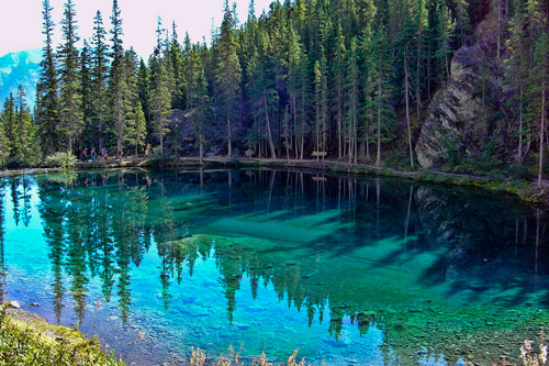 Emerald Mountain Pond