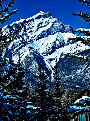 Beautiful Banff by J. Gazo-McKim ©2010