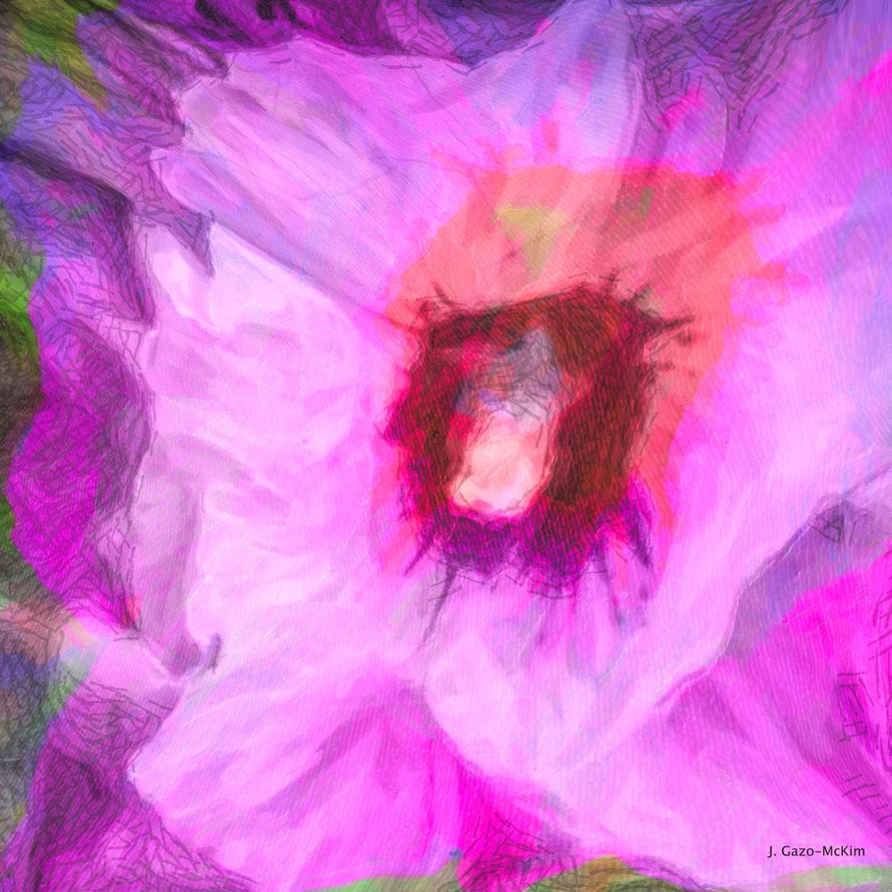 Petal Passion by J. Gazo-McKim