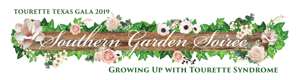"The 2019 Tourette Association - Texas Chapter Gala  "" Southern Garden Soiree""   will be held Thursday, January 24, 2019 at the beautiful Houston Country Club (#1 Potomac Drive). Guests will be treated to an evening of reception, dinner, entertainment, awards and auction.  Honorary Chairmen  Marcia and Lenny Kurisko  invite you to help us honor  Meredith and Fielding Cocke .  Tables of Ten start at $2,000 and individual tickets start at $200. For more information, contact Tourette Texas at  TouretteTexas@aol.com  or 281-238-8096.    Order your Tickets and Tables NOW! Donations of any size are also appreciated. You can also help us with items for AUCTION! See form below. Thank you for your assistance and support!"