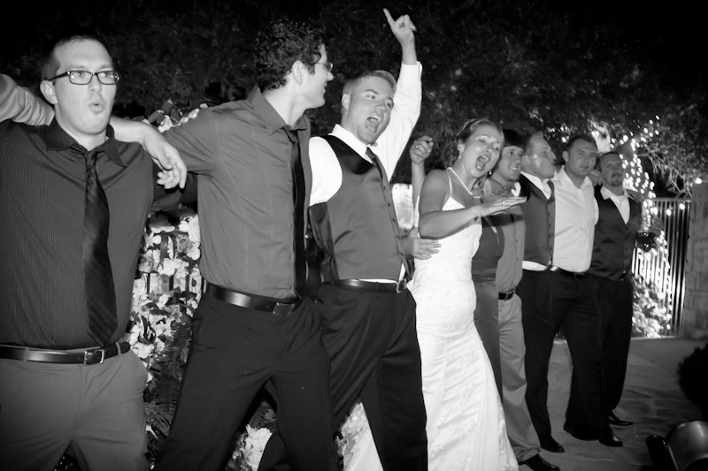 The photos really do show how fun Ricci and Jeff's wedding was and everyone appreciates the excellent job you did on them. Thanks, again, for helping makethis weddingthe most memorable event of the year for our family!   - Yvonne, Mother of the Groom