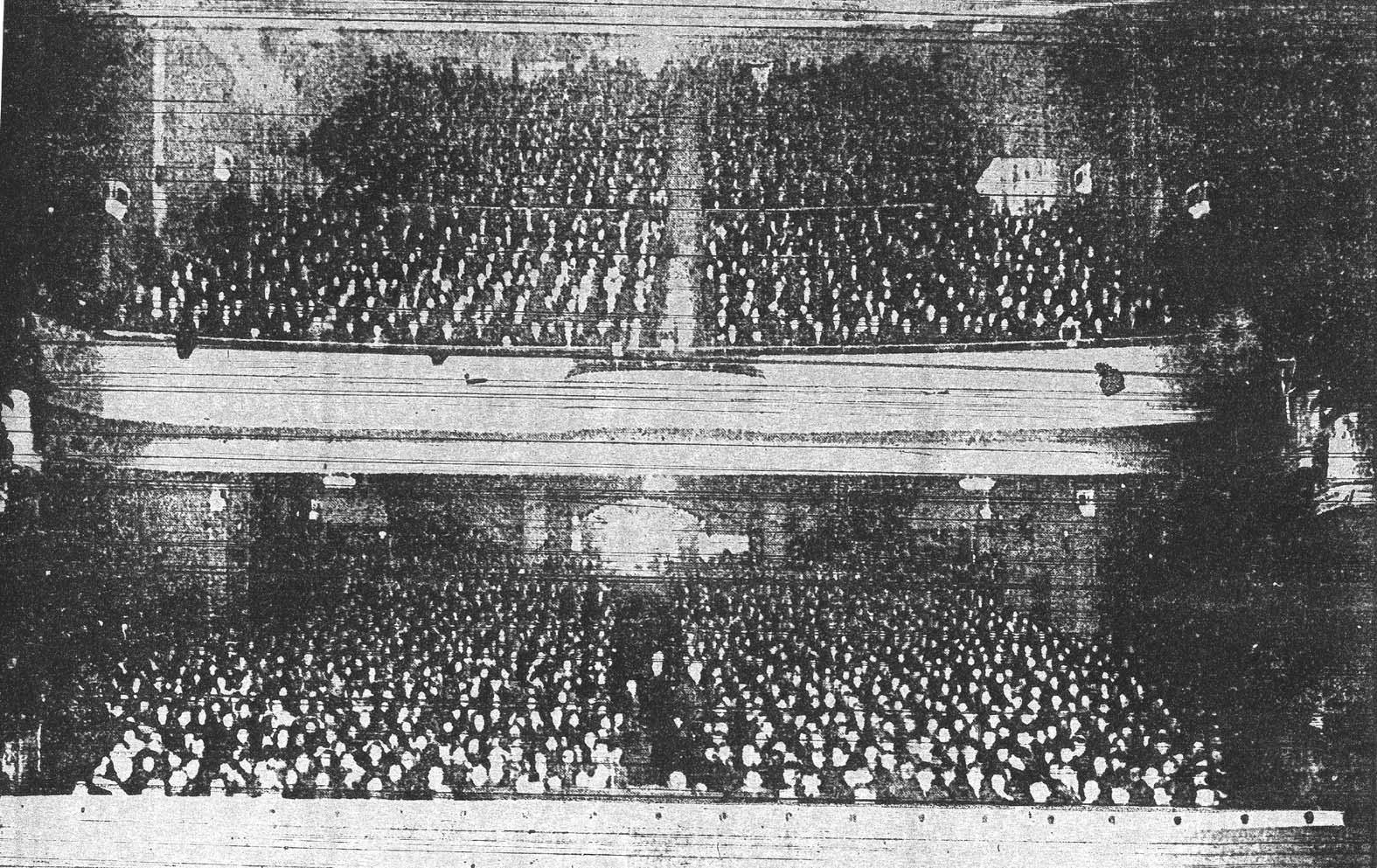 Lyric Theatre, 1914