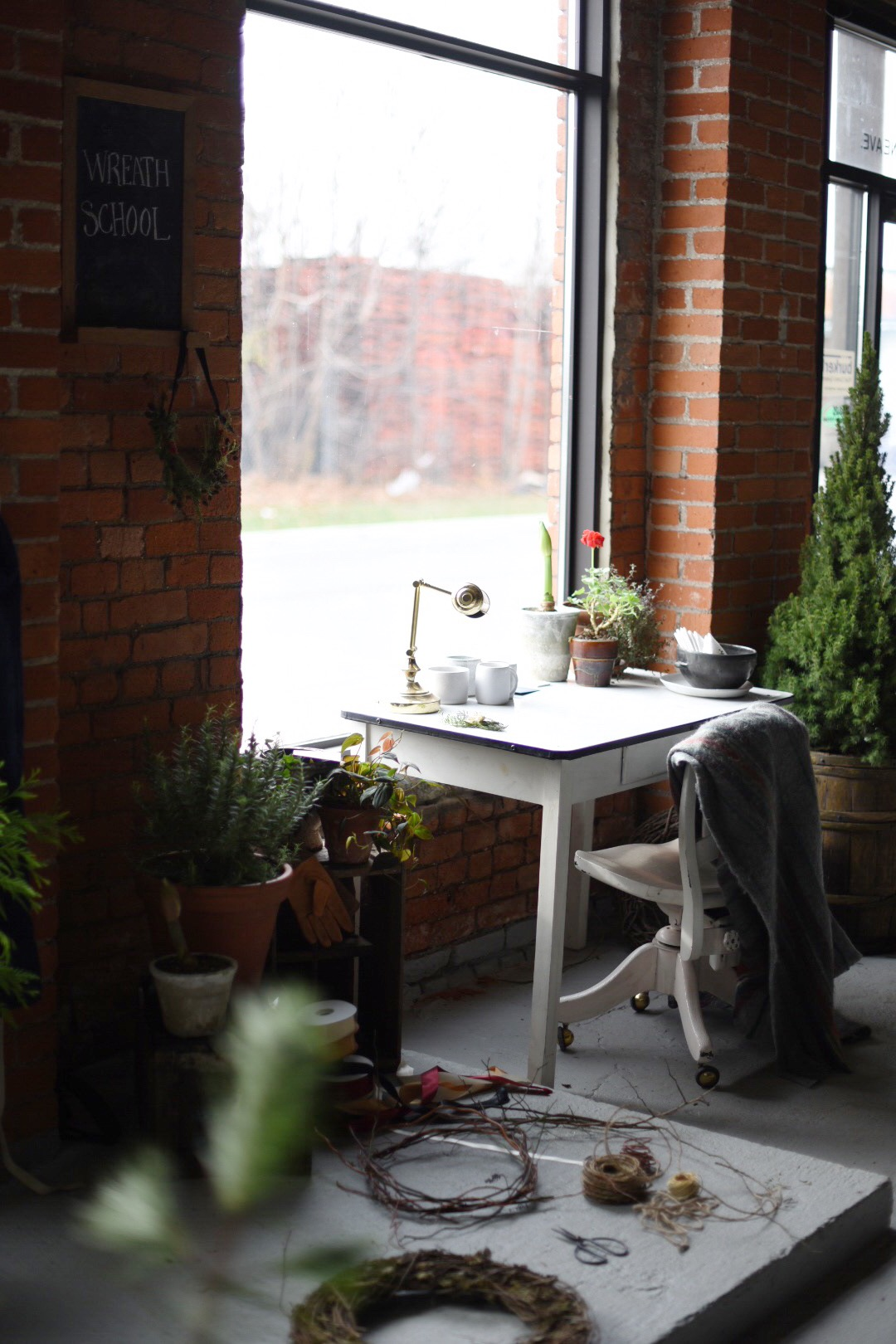 The Gift of Ontario : A winter workshop at A Fine Medley's studio