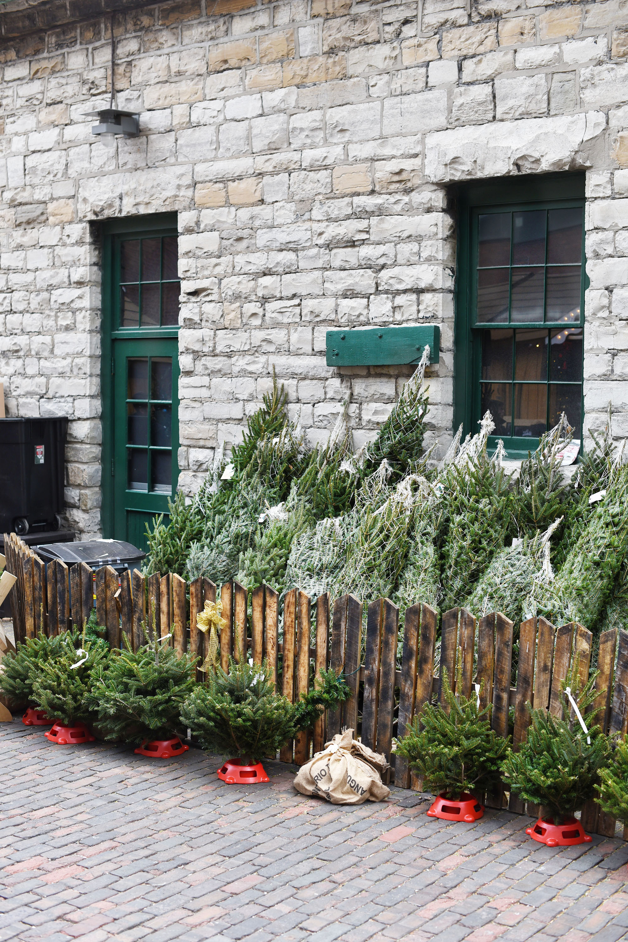 The Gift of Ontario : The Distillery District's   Toronto Christmas Market