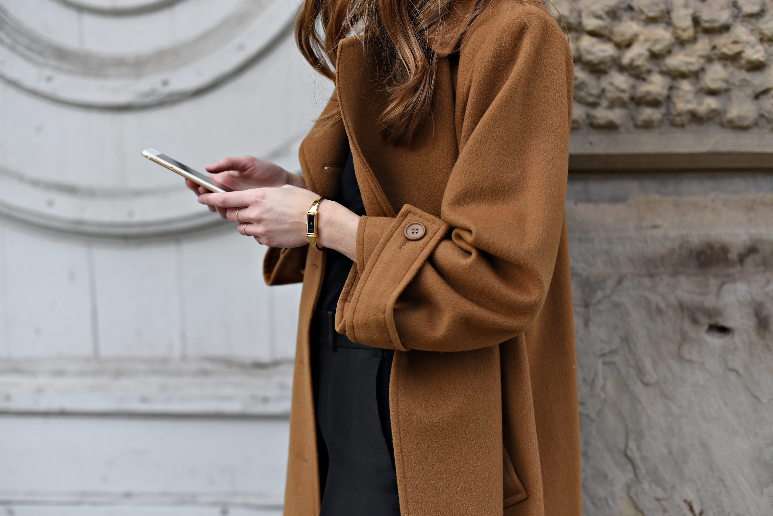 Styled : The Oversized Coat